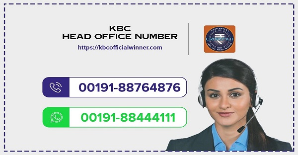 KBC Head Office Number Mumbai – KBC Helpline