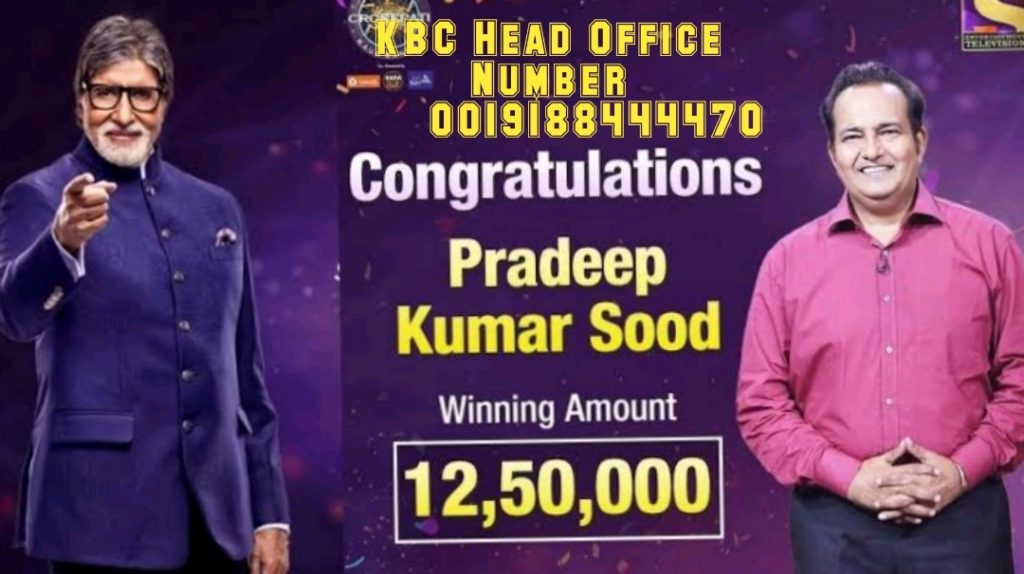 kbc lottery winner list 2021 If you feel any difficulty at any step, don't confuse, just contact official staff at kbc head office number.